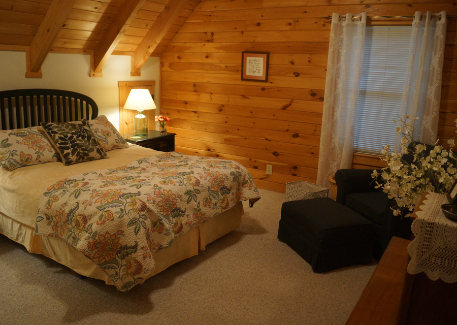 Bearclaw Upstairs Bedroom